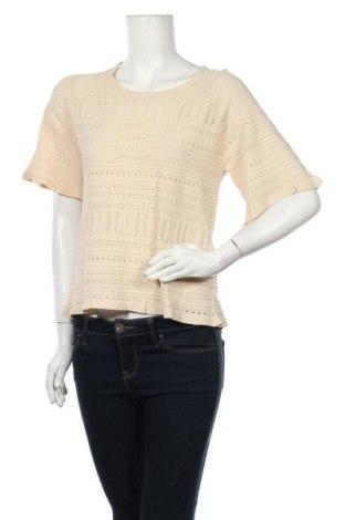 Pulover de femei Cream, Mărime M, Culoare Bej, 65% viscoză, 35% poliamidă, Preț 199,08 Lei