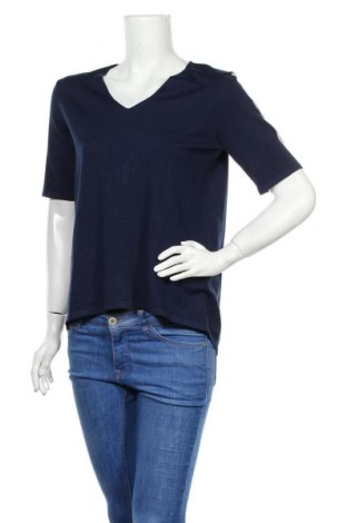 Pulover de femei Culture, Mărime M, Culoare Albastru, 82% viscoză, 18% elastan, Preț 126,15 Lei