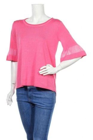 Pulover de femei Culture, Mărime M, Culoare Roz, 82% viscoză, 18% elastan, Preț 126,15 Lei
