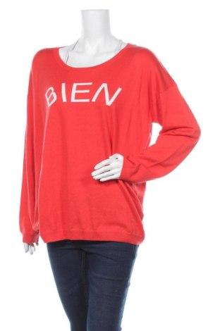 Dámský svetr Ellen Amber, Velikost XXL, Barva Červená, 50% bavlna, 50% Polyacryl, Cena  263,00Kč