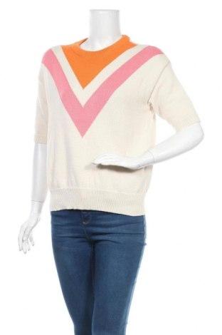 Dámský svetr Joe Fresh, Velikost S, Barva Krémová, 63% bavlna, 37% polyester, Cena  387,00Kč
