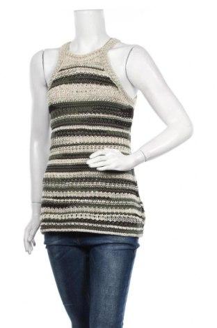Pulover de femei Massimo Dutti, Mărime M, Culoare Multicolor, 70% bumbac, 30% viscoză, Preț 175,66 Lei