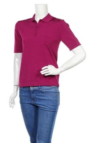 Pulover de femei Massimo Dutti, Mărime M, Culoare Roz, 58% viscoză, 40% poliamidă, 2% elastan, Preț 175,66 Lei