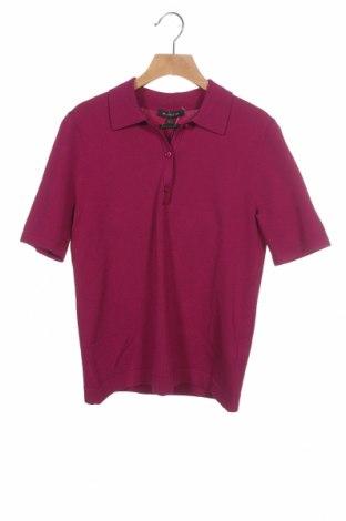 Pulover de femei Massimo Dutti, Mărime XS, Culoare Roz, 58% viscoză, 40% poliamidă, 2% elastan, Preț 153,95 Lei