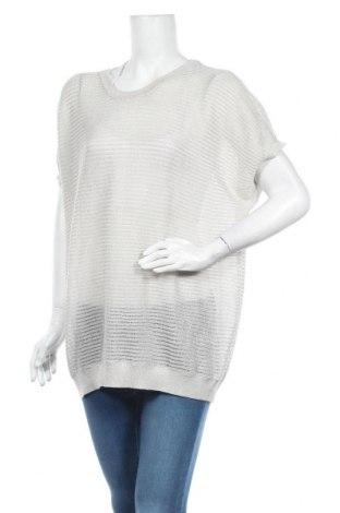 Дамски пуловер Vrs Woman, Размер XL, Цвят Бежов, 45% вискоза, 42% акрил, 13% метални нишки, Цена 5,51лв.