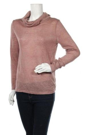 Дамски пуловер Vrs Woman, Размер L, Цвят Розов, 90% акрил, 10% полиамид, Цена 8,53лв.