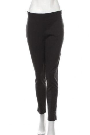 Дамски панталон Ichi, Размер M, Цвят Черен, 54% памук, 45% полиамид, 4% еластан, Цена 11,55лв.