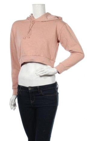 Γυναικείο φούτερ H&M Divided, Μέγεθος XS, Χρώμα Ρόζ , 60% βαμβάκι, 40% πολυεστέρας, Τιμή 13,80€