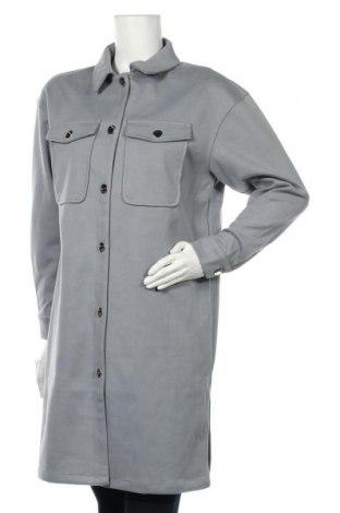 Дамско палто 4th & Reckless, Размер M, Цвят Син, 55% вискоза, 39% полиестер, 6% еластан, Цена 44,50лв.
