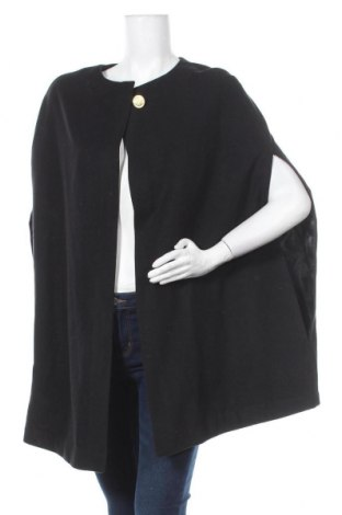Palton de femei Bpc Bonprix Collection, Mărime S, Culoare Negru, 90% poliester, 7% viscoză, 3% elastan, Preț 176,40 Lei