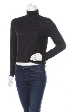 Γυναικείο ζιβάγκο H&M Divided, Μέγεθος S, Χρώμα Μαύρο, 80% πολυεστέρας, 16% βισκόζη, 4% ελαστάνη, Τιμή 8,83€