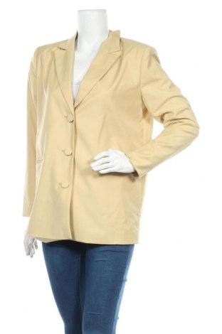 Дамско сако 4th & Reckless, Размер S, Цвят Жълт, 80% полиестер, 20% вискоза, Цена 41,00лв.