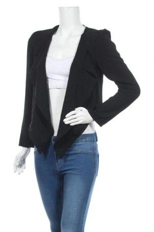 Дамско сако Casa Blanca, Размер S, Цвят Черен, Полиестер, Цена 6,83лв.