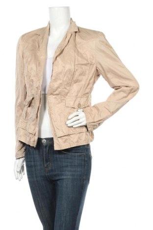Дамско сако Christian Berg, Размер M, Цвят Бежов, 57% памук, 38% полиестер, 5% метални нишки, Цена 16,54лв.
