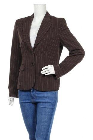 Дамско сако Esprit, Размер L, Цвят Кафяв, 70% полиестер, 22% вискоза, 8% еластан, Цена 5,42лв.