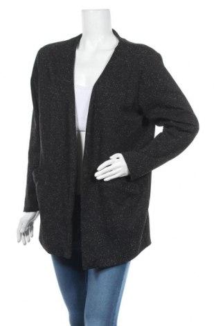 Дамско сако Vrs Woman, Размер XL, Цвят Черен, 80% полиестер, 20% вискоза, Цена 21,16лв.