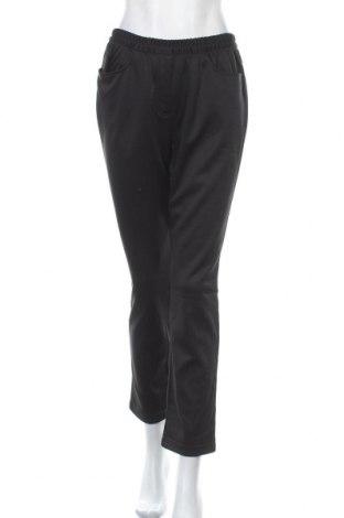 Дамско спортно долнище, Размер M, Цвят Черен, 100% полиестер, Цена 9,24лв.