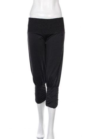 Дамско спортно долнище Adidas, Размер XL, Цвят Черен, 80% полиестер, 20% еластан, Цена 25,20лв.