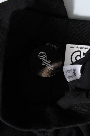 Дамско спортно долнище Buffalo, Размер XL, Цвят Черен, 60% памук, 40% полиестер, Цена 22,77лв.