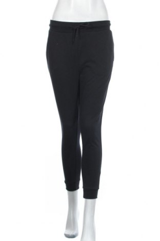 Дамско спортно долнище Even&Odd, Размер S, Цвят Черен, 60% памук, 40% полиестер, Цена 18,62лв.