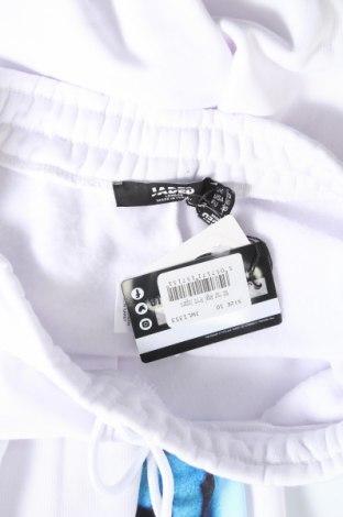 Дамско спортно долнище Jaded London, Размер M, Цвят Бял, Полиестер, Цена 26,91лв.