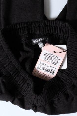 Дамско спортно долнище Missguided, Размер S, Цвят Черен, 60% памук, 40% полиестер, Цена 19,89лв.