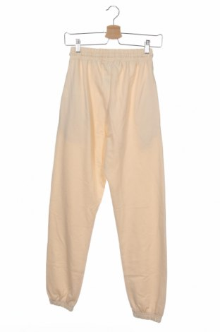 Дамско спортно долнище Missguided, Размер XS, Цвят Жълт, 60% памук, 40% полиестер, Цена 25,30лв.