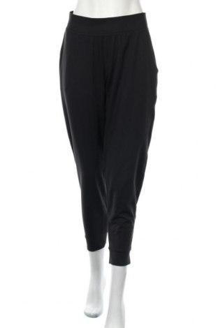 Дамско спортно долнище Under Armour, Размер XL, Цвят Черен, 83% полиамид, 17% еластан, Цена 37,24лв.