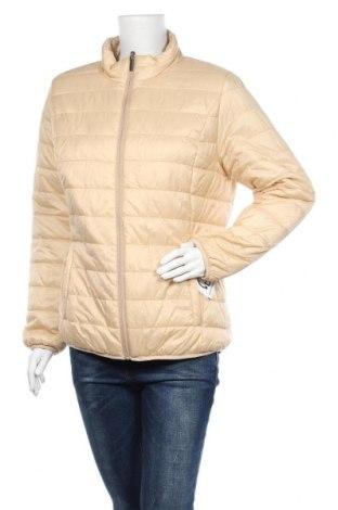 Γυναικείο μπουφάν Blue Motion, Μέγεθος XL, Χρώμα  Μπέζ, Πολυεστέρας, πολυαμίδη, Τιμή 18,57€