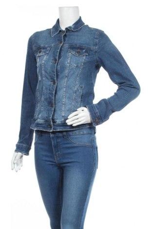 Дамско яке Esprit, Размер S, Цвят Син, 99% памук, 1% еластан, Цена 38,75лв.