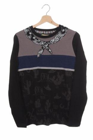 Детска блуза Desigual, Размер 13-14y/ 164-168 см, Цвят Многоцветен, Памук, Цена 23,60лв.