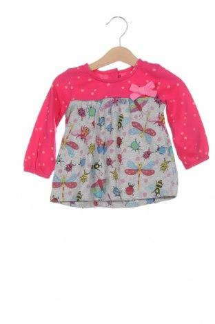 Bluză pentru copii Desigual, Mărime 18-24m/ 86-98 cm, Culoare Multicolor, 98% bumbac, 2% fire din metal, Preț 93,16 Lei