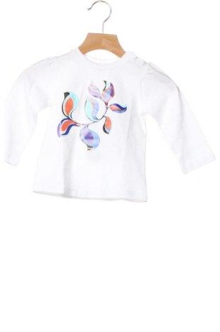 Bluză pentru copii Emilio Pucci, Mărime 9-12m/ 74-80 cm, Culoare Alb, Preț 250,16 Lei