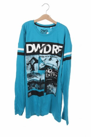 Παιδική μπλούζα Here+There, Μέγεθος 15-18y/ 170-176 εκ., Χρώμα Μπλέ, Βαμβάκι, Τιμή 5,26€