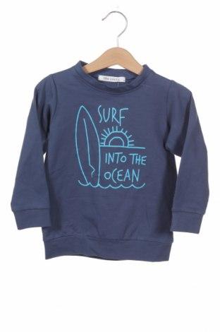 Παιδική μπλούζα Little Celebs, Μέγεθος 18-24m/ 86-98 εκ., Χρώμα Μπλέ, 96% βαμβάκι, 4% ελαστάνη, Τιμή 5,88€
