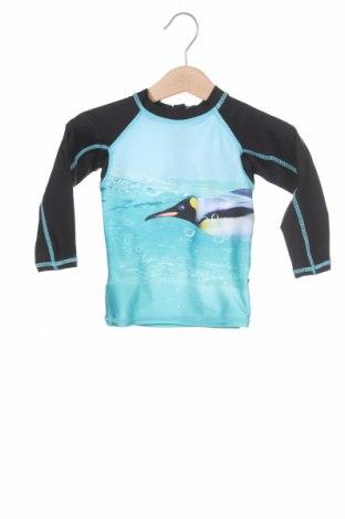 Bluză pentru copii Molo, Mărime 9-12m/ 74-80 cm, Culoare Multicolor, 75% poliester, 15% elastan, Preț 21,92 Lei