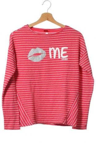 Детска блуза S.Oliver, Размер 13-14y/ 164-168 см, Цвят Розов, Цена 15,12лв.