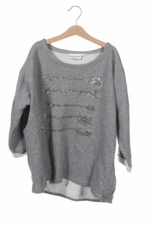 Детска блуза Trend One, Размер 12-13y/ 158-164 см, Цвят Сив, 60% памук, 40% полиестер, Цена 18,90лв.
