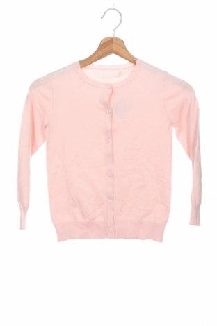 Детска жилетка, Размер 4-5y/ 110-116 см, Цвят Розов, Цена 18,90лв.