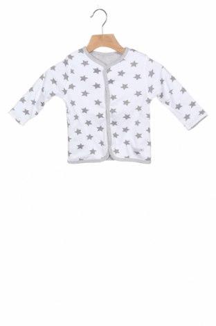 Pulover cu nasturi pentru copii Staccato, Mărime 3-6m/ 62-68 cm, Culoare Alb, Preț 120,89 Lei