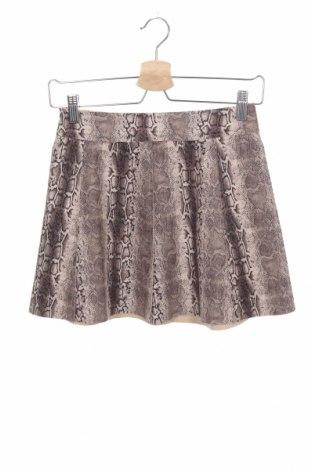 Dětská sukně , Velikost 11-12y/ 152-158 cm, Barva Béžová, Polyester, Cena  244,00Kč