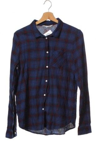 Dětská košile  H&M, Velikost 15-18y/ 170-176 cm, Barva Modrá, Bavlna, Cena  244,00Kč