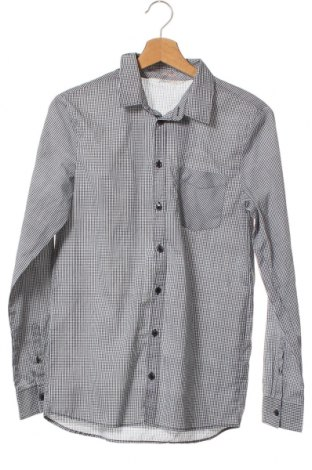 Dětská košile  H&M, Velikost 14-15y/ 168-170 cm, Barva Bílá, 65% polyester, 35% bavlna, Cena  201,00Kč