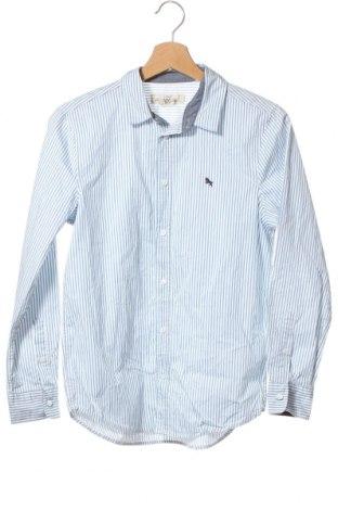 Dětská košile  H&M L.O.G.G., Velikost 12-13y/ 158-164 cm, Barva Modrá, Bavlna, Cena  201,00Kč