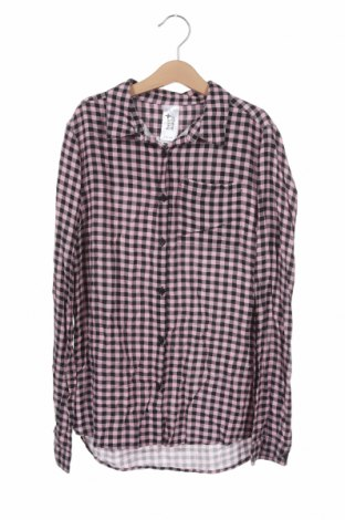Dětská košile  Here+There, Velikost 15-18y/ 170-176 cm, Barva Růžová, Viskóza, Cena  258,00Kč