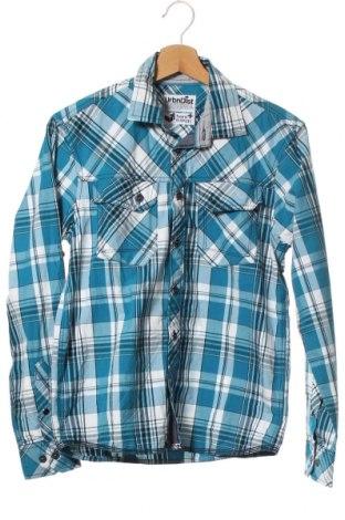 Dětská košile  Here+There, Velikost 12-13y/ 158-164 cm, Barva Vícebarevné, Bavlna, Cena  273,00Kč