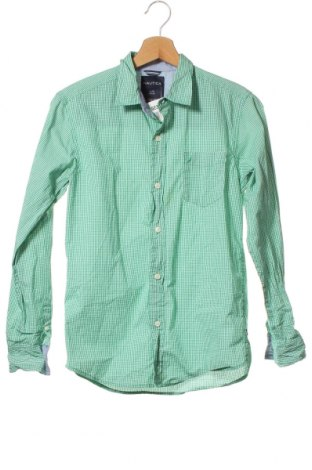 Παιδικό πουκάμισο Nautica, Μέγεθος 14-15y/ 168-170 εκ., Χρώμα Πράσινο, 62% βαμβάκι, 24% πολυεστέρας, 14% ελαστάνη, Τιμή 13,51€