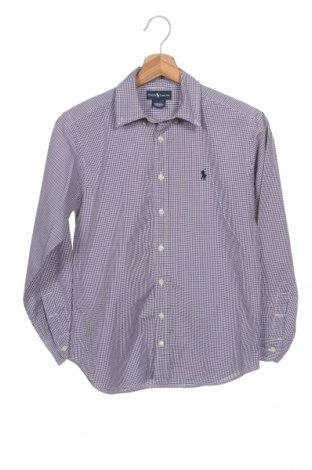 Dětská košile  Ralph Lauren, Velikost 13-14y/ 164-168 cm, Barva Vícebarevné, 100% bavlna, Cena  434,00Kč