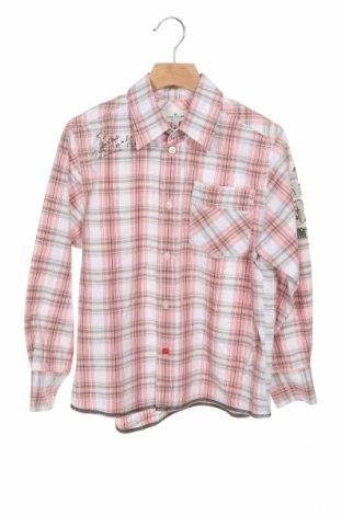 Παιδικό πουκάμισο Tom Tailor, Μέγεθος 9-10y/ 140-146 εκ., Χρώμα Πολύχρωμο, Βαμβάκι, Τιμή 12,47€