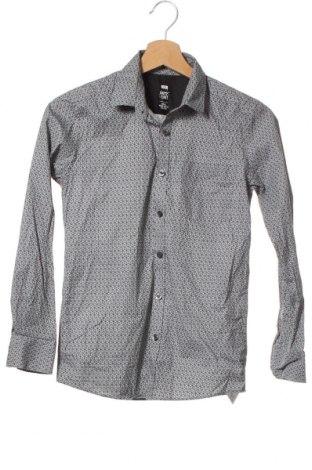 Dětská košile  WE, Velikost 10-11y/ 146-152 cm, Barva Černá, 97% bavlna, 3% elastan, Cena  186,00Kč